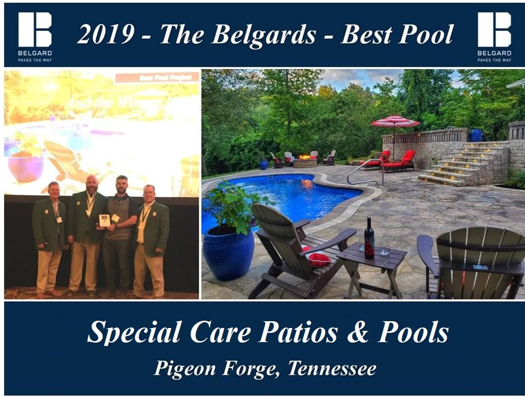 Belgard award pool